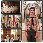 Tommy receives Ad Altare Dei Award