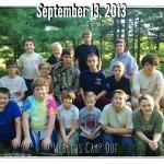 Webelos Camp with 3170 & 3171